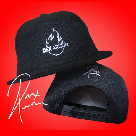 The-Merch-Factory-Dex-Arson-Signature-Snapback-Hat